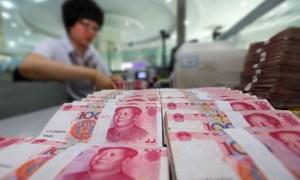"""Ngân hàng Trung ương Trung Quốc sẽ """"đỡ"""" nhân dân tệ"""