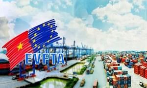 Tận dụng ưu đãi thuế quan EVFTA có thể giúp GDP Việt Nam tăng 2,4% và xuất khẩu tăng 12%