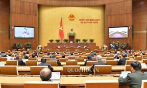 Quốc hội khai mạc Kỳ họp thứ 9 khóa XIV -  Kỳ họp trực tuyến đầu tiên
