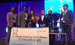 Startup Việt vô địch đấu trường khởi nghiệp sáng tạo thế giới