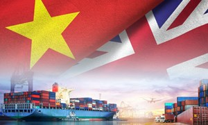 UKVFTA có hiệu lực: Hàng Việt xuất khẩu vào Anh nhiều khởi sắc