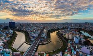 """Vốn ngoại vào địa ốc TP. Hồ Chí Minh: Nhiều dự án """"tọa lạc"""" trên giấy"""