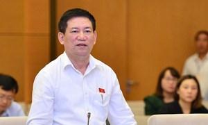 Bộ trưởng Bộ Tài chính Hồ Đức Phớc kiêm giữ chức Chủ tịch Hội đồng quản lý Bảo hiểm xã hội Việt Nam