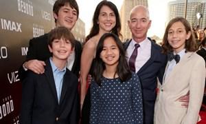 Những người thừa kế tỷ USD trẻ nhất thế giới