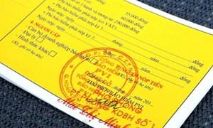 Không mang giấy chứng nhận bảo hiểm bắt buộc, chủ xe cơ giới bị phạt bao nhiêu?