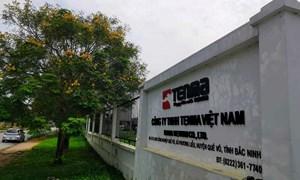 Tạm đình chỉ công tác cán bộ, công chức thuế, hải quan liên quan đến nghi vấn hối lộ của Công ty Tenma Việt Nam