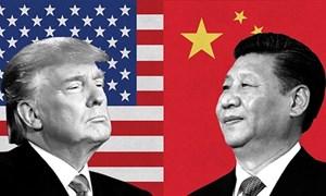 Một năm Mỹ - Trung