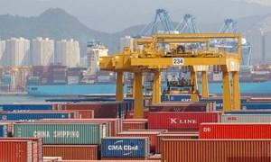 Xuất khẩu Hàn Quốc tăng mạnh nhất trong 33 năm