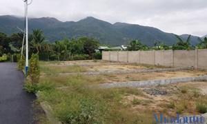 Khánh Hòa siết tình trạng phân lô bán nền trái phép, thổi giá đất