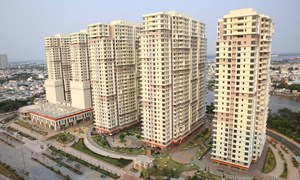 """""""Sốt"""" đất hạ nhiệt nhưng giá bất động sản vẫn tăng cao, khó để """"bắt đáy"""" mua nhà"""