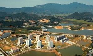 Có quy hoạch chung 1/10.000, đất Hoà Lạc có sốt?