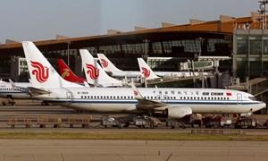 Chính quyền Tổng thống Donald Trump cấm các hãng hàng không Trung Quốc bay đến Mỹ
