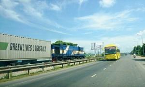 Gỡ điểm nghẽn hạ tầng logistics