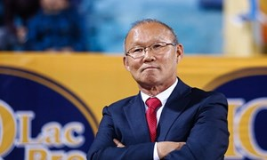 Thu nhập của huấn luyện viên Park Hang Seo tại Việt Nam khủng cỡ nào?