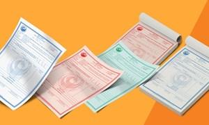 Ngày lập hóa đơn đối với hoạt động cung cấp dịch vụ