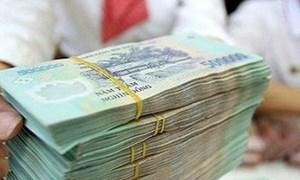 Lãi suất liên ngân hàng giảm ở các kỳ hạn