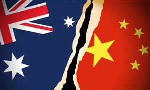Căng thẳng Úc - Trung tiếp tục leo thang