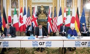 Thỏa thuận làm thay đổi hệ thống thuế toàn cầu