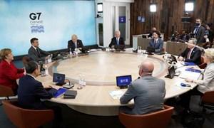 G7 ra sáng kiến đối trọng
