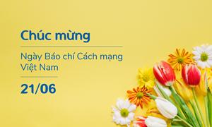 Bộ trưởng Hồ Đức Phớc gửi Thư chúc mừng nhân Ngày Báo chí Cách mạng Việt Nam