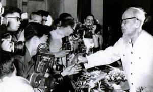 Học tập và làm theo phong cách làm báo của Chủ tịch Hồ Chí Minh