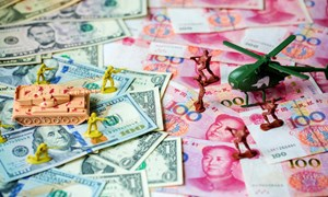 Trung Quốc giảm lượng nắm giữ trái phiếu Mỹ xuống thấp nhất trong hai năm qua
