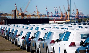 Ô tô nhập khẩu nguyên chiếc về Việt Nam chủ yếu từ Indonesia và Thái Lan