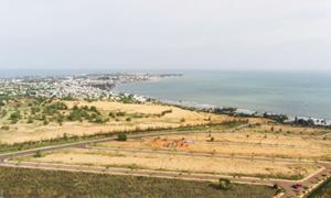 Đầu tư đất nền ven biển: Nguy cơ mắc kẹt trong