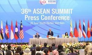 [Infographics] Hội nghị Cấp cao ASEAN lần thứ 36 thành công tốt đẹp