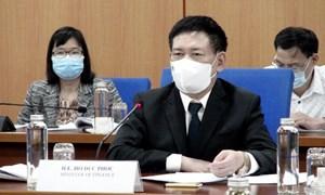 Thúc đẩy quan hệ hợp tác chặt chẽ giữa Bộ Tài chính Việt Nam và Ngân hàng Thế giới
