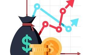 Ngân hàng, bảo hiểm, chứng khoán duy trì đà tăng trưởng tích cực
