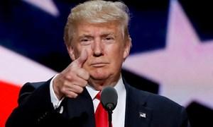 Tổng thống Donald Trump: Đàm phán với Trung Quốc đã bắt đầu thông qua điện đàm