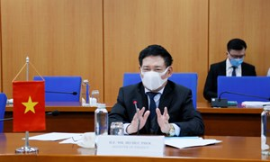Đẩy nhanh tiến độ các dự án trong khuôn khổ hợp tác tài chính Việt Nam - Hungary