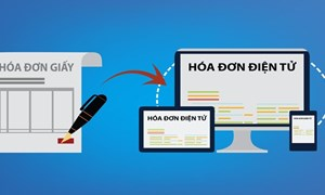 Dừng sử dụng hóa đơn mua của cơ quan thuế từ ngày bắt đầu dùng hóa đơn điện tử