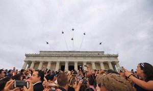 Choáng ngợp trước Lễ Quốc khánh của Mỹ