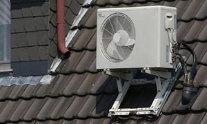 Tốn điện vì đặt dàn nóng điều hòa ngoài trời