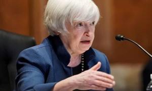 Bộ trưởng Tài chính Mỹ: Thỏa thuận thuế toàn cầu có thể phải đợi đến năm 2022