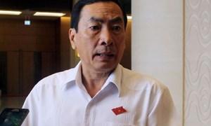 Đại biểu Quốc hội Phạm Văn Hòa - Ủy viên Ủy ban Pháp luật của Quốc hội