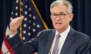 Chủ tịch Fed thừa nhận lạm phát Mỹ tăng cao vượt kỳ vọng