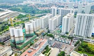 Thị trường căn hộ TP. Hồ Chí Minh: Sức tiêu thụ tốt dù giá bán tăng