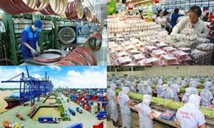 """""""Doanh nghiệp Việt phải nâng cao năng lực để hưởng lợi từ chiến tranh thương mại"""""""