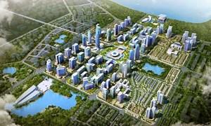 Các khu đô thị mới phải tiếp nhận triết lý xanh, thông minh