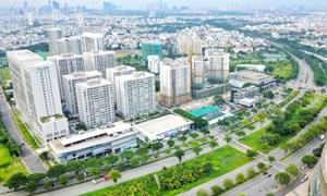 Tỷ lệ hấp thụ bất động sản tiếp tục duy trì ở mức cao