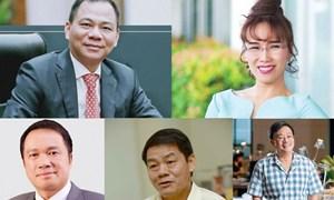 6 tháng đầu năm 2019, các tỷ phú Việt thay đổi ra sao trên bảng xếp hạng thế giới?