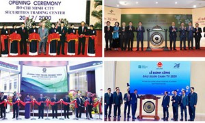 Thị trường chứng khoán Việt Nam: 20 năm phát triển vượt bậc cả về quy mô và chất lượng