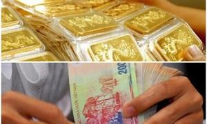 Trữ vàng hay gửi tiền ngân hàng có lợi?