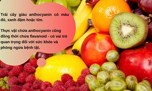 Giải phóng mỡ thừa bằng trái cây