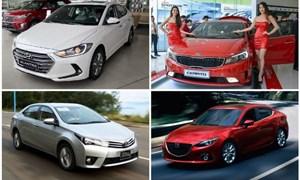 Người Việt chịu chơi, nhiều mẫu xe dưới 700 triệu đồng đạt doanh số