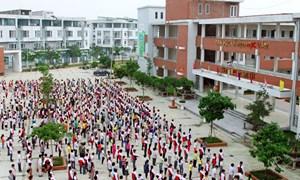 03 nguồn chi cho kiểm định, công nhận đạt chuẩn quốc gia với cơ sở giáo dục