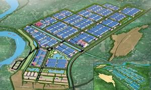 Bắc Giang duyệt quy hoạch chi tiết, phân khu 3 khu công nghiệp mới